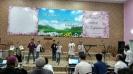 Празднование Пасхи в Фергане